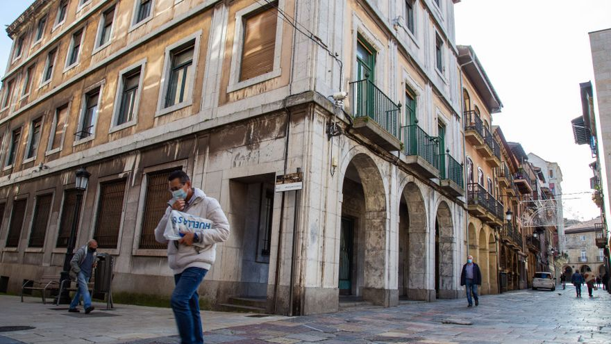El PSOE quiere comprar con el remanente el edificio de La Fundación Metal y el de Correos