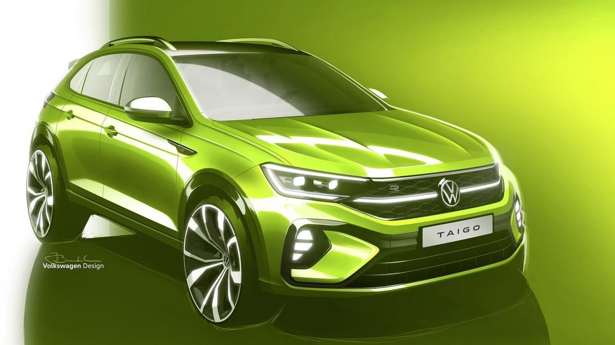 Volkswagen Taigo, el tercer coche que se producirá en Navarra