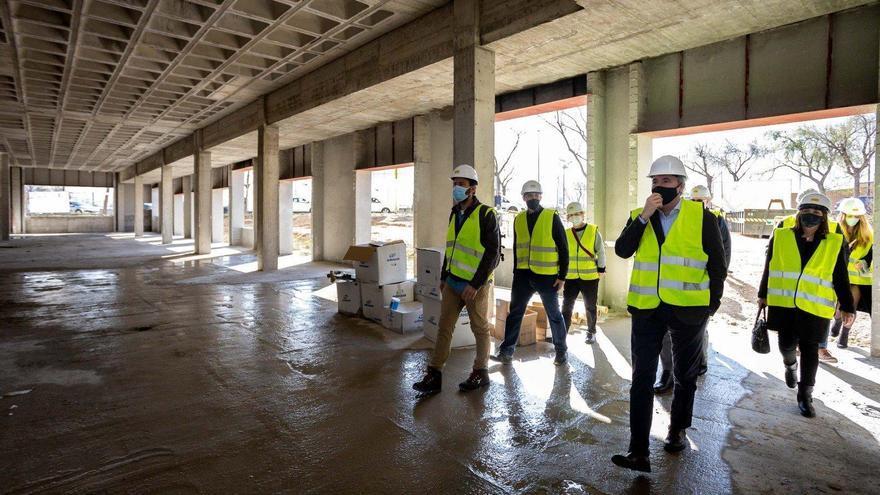 El Ayuntamiento de Zaragoza cederá suelo para construir 520 viviendas en los barrios