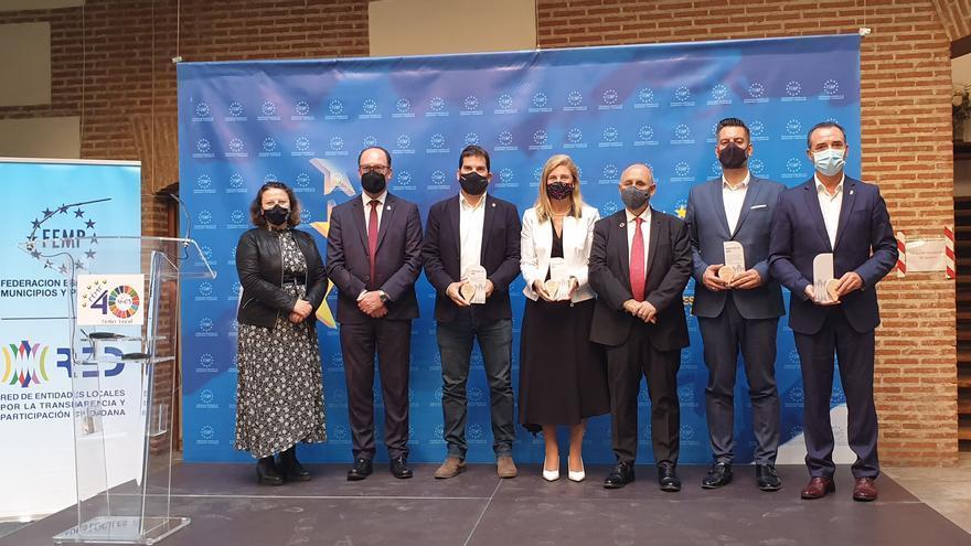 La plataforma de contractació de Riba-roja obté un premi nacional d'innovació