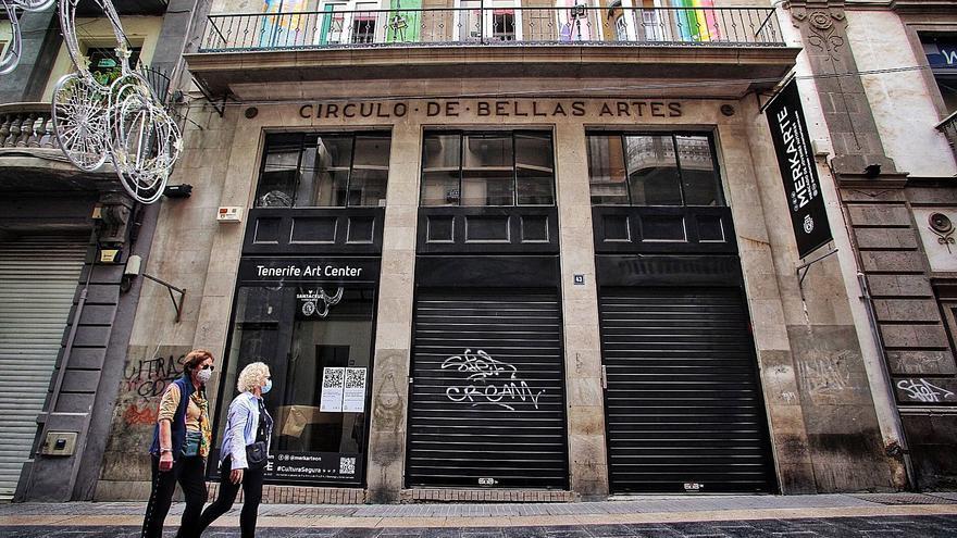Urbanismo concede la licencia de obras para legalizar el Círculo de Bellas Artes