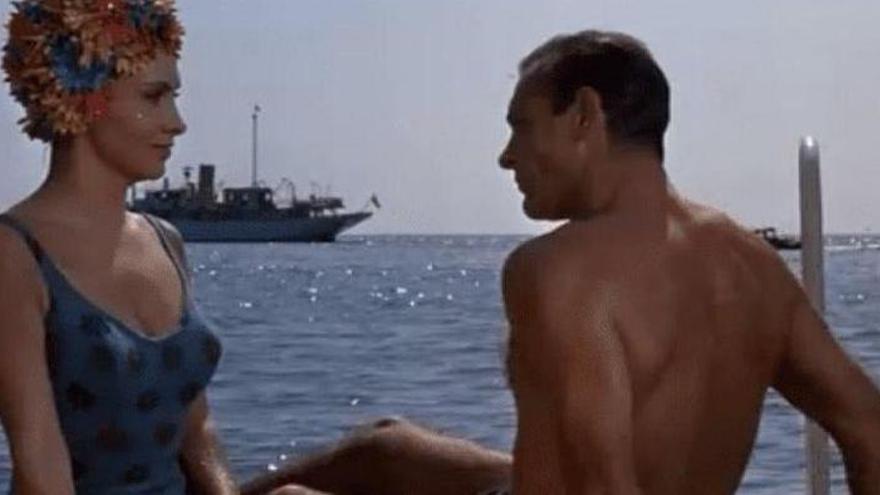 Zum Tod von Sean Connery: An der Seite von Gina Lollobrigida auf Mallorca