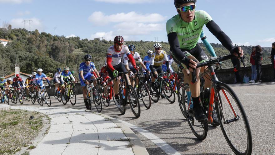 El mejor ciclismo amateur llega a Zamora con el Trofeo de San José