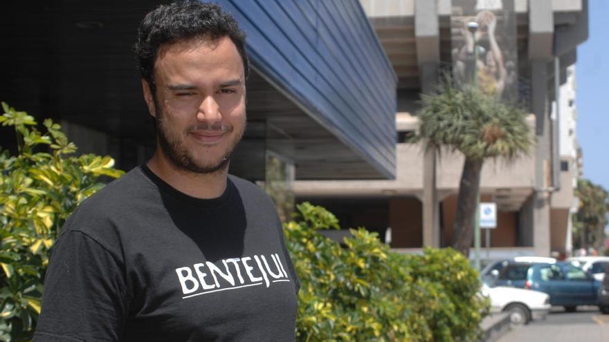 Armando Ravelo se suma al teatro en Telde