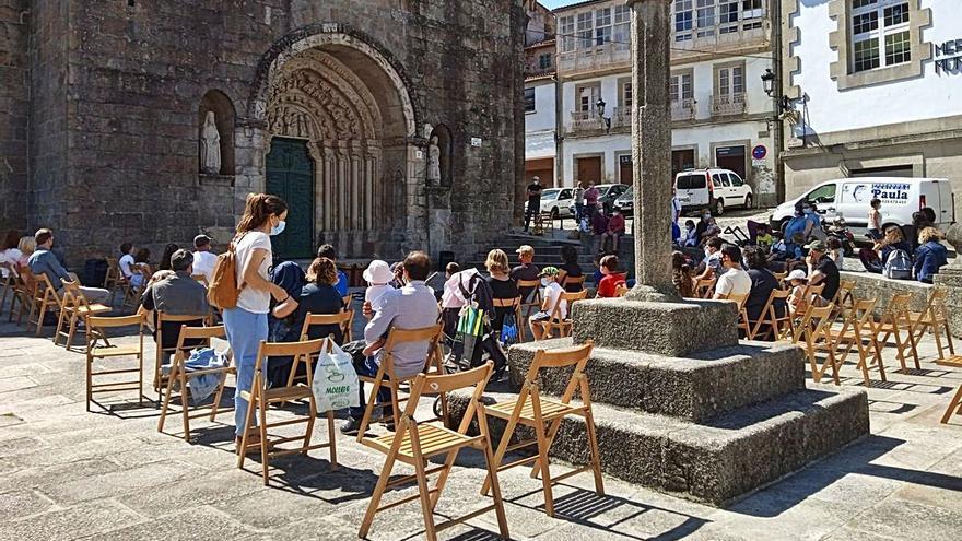 Betanzos da comienzo a su Feria Medieval con formato reducido