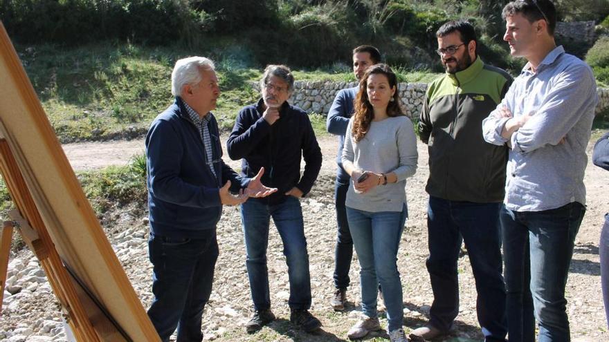 El Govern invierte 2,5 millones de euros en obras de emergencia en la península de Llevant