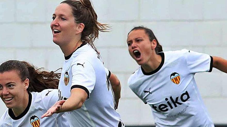 El Valencia CF busca la gesta