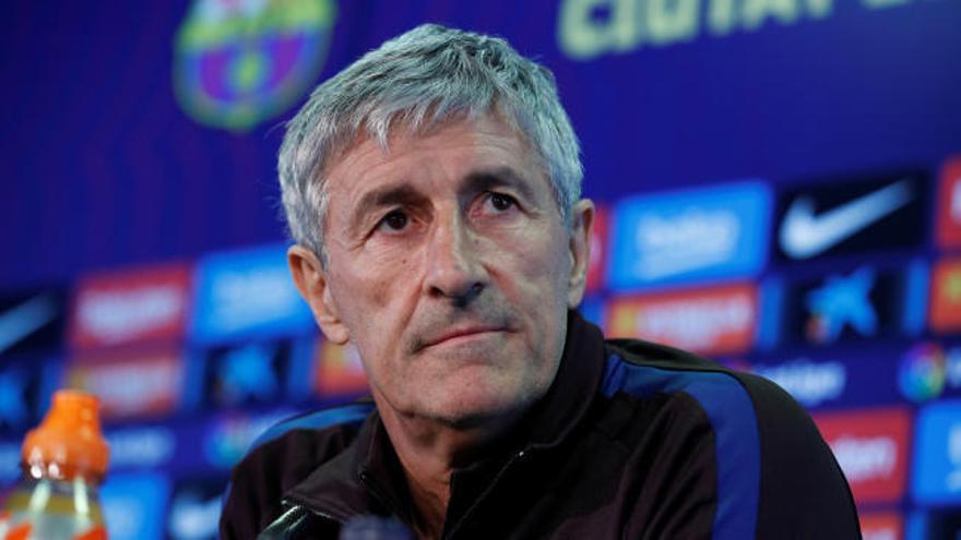 """Setién: """"Para el Madrid el partido es más importante """""""