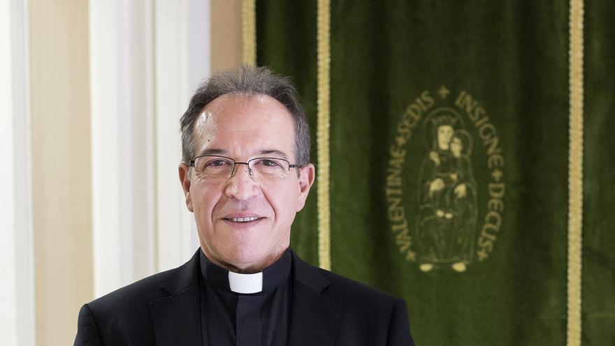 El vicario de la diócesis, Vicente Fontestad, nuevo deán de la Catedral