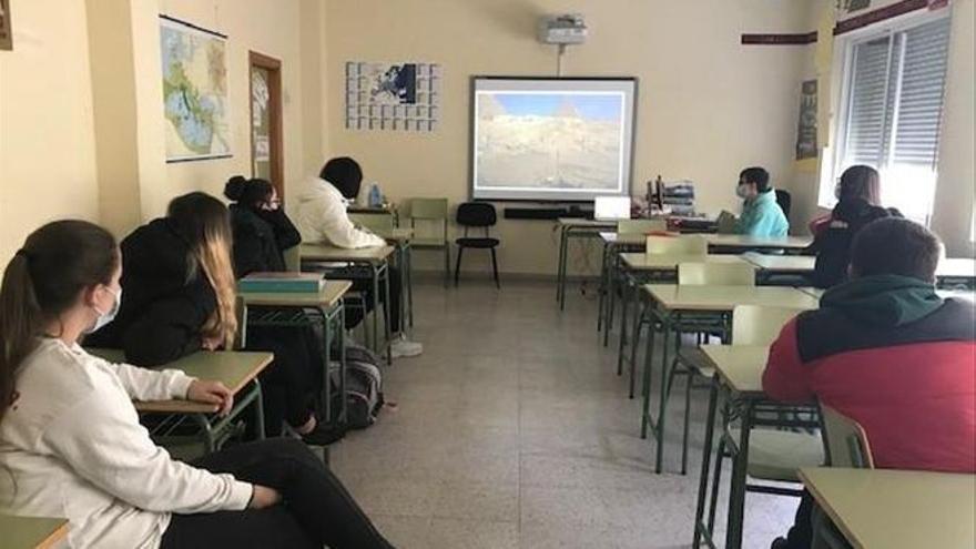 STE Zamora reclama la reducción de alumnos por aulas