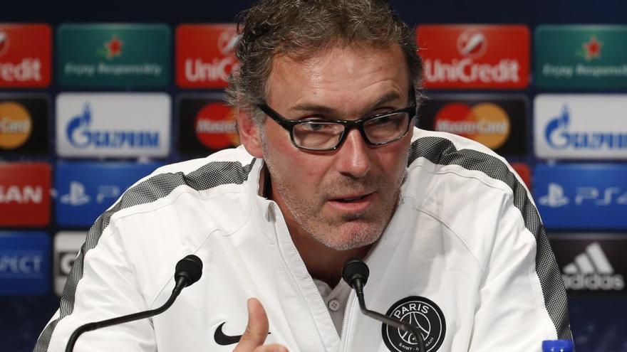 El Barça estudia l'opció de Laurent Blanc per substituir Setién