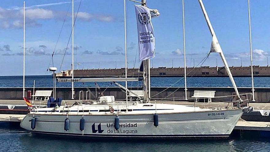 La Marina Mercante investiga una navegación insegura de la ULL