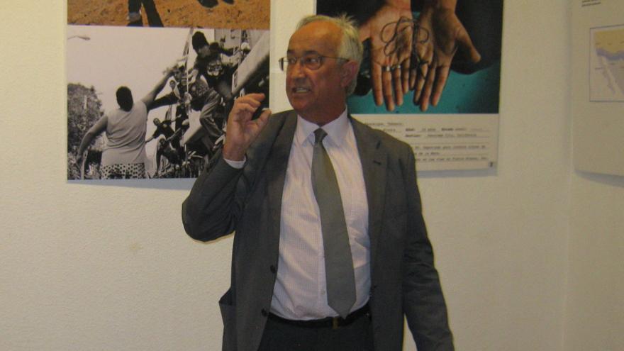 """El jesuita toresano José Luis Pinilla, """"Premio Carisma Especial"""""""