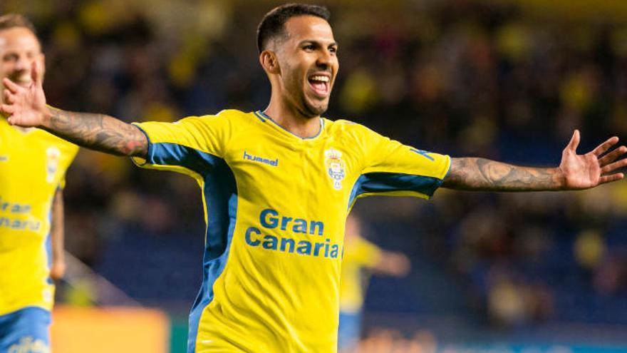 Viera, retrato del insaciable: un gol cada 106 minutos y 50 en la UD