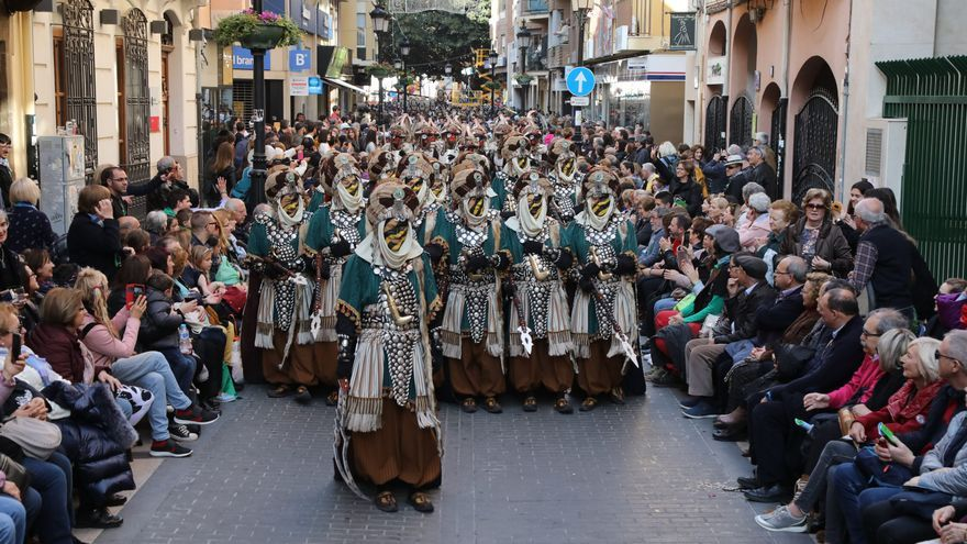 Castelló rebaja en 318.000 euros su presupuesto para fiestas en 2021