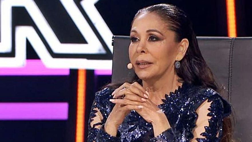 "Isabel Pantoja estalla: ""Necesito paz"""