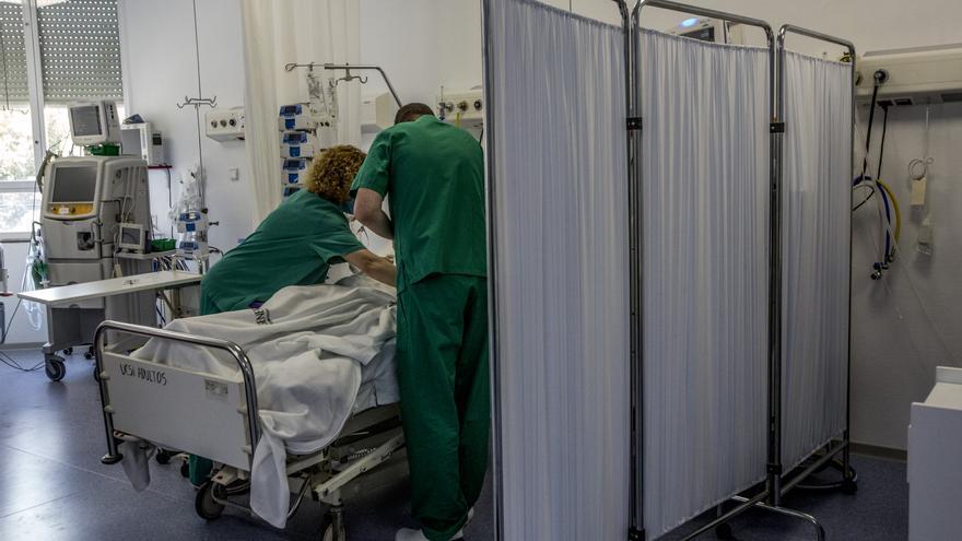 La provincia dispondrá de 7.000 camas para enfermos de covid si arrecia la pandemia