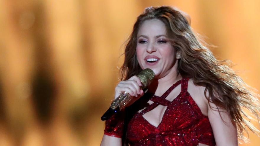 Shakira se suma a lista de artistas que venden su catálogo musical