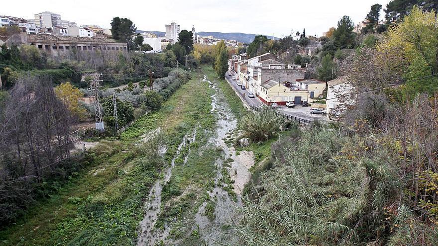 Un estudi confirma el retorn de la llúdriga al riu Clariano d'Ontinyent
