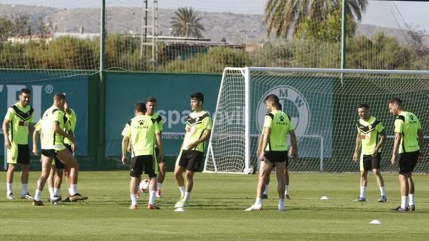 El Elche lanza una llamada a la afición para el duelo del domingo ante el Sporting B