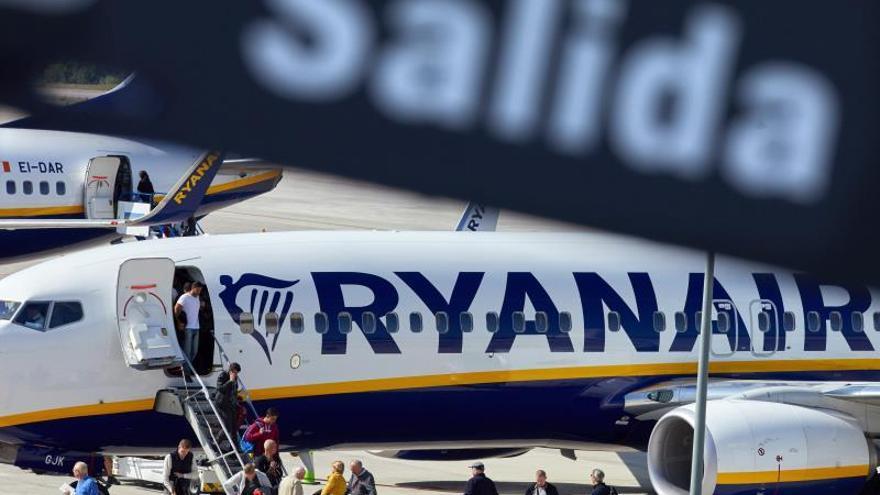 La Audiencia Nacional declara nulo el ERE de Crewlink para Ryanair en Canarias