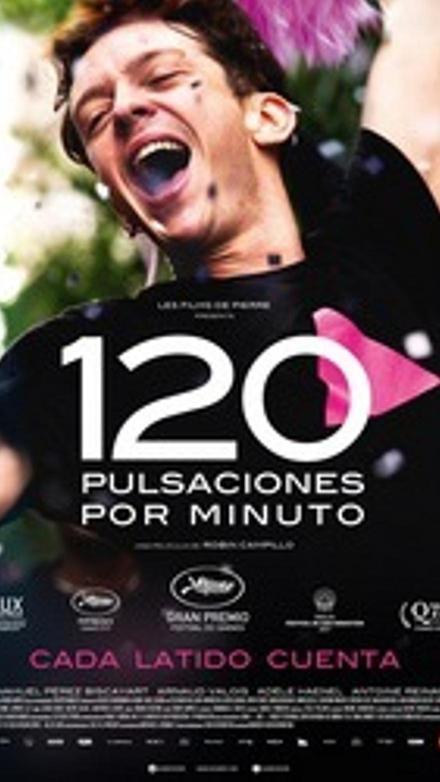 120 pulsaciones por minuto