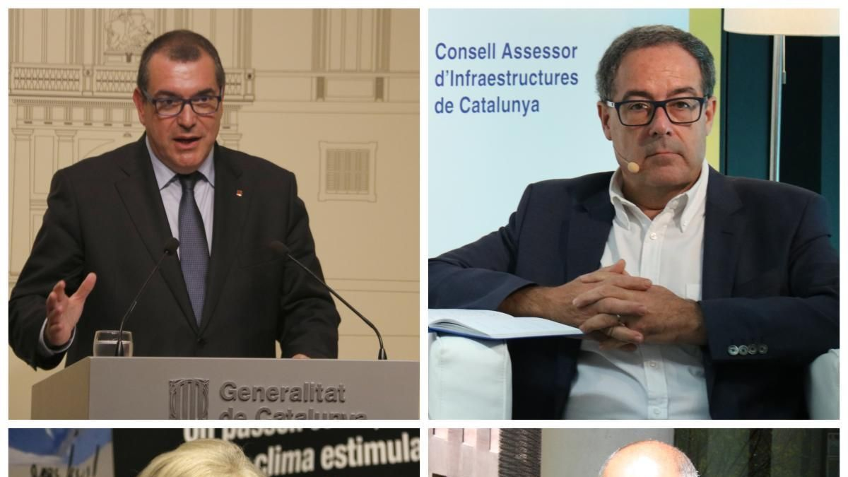 El jutge del 'cas 3%' investiga els exconsellers de CDC Felip Puig, Irene Rigau, Jordi Jané i Pere Macias per blanqueig