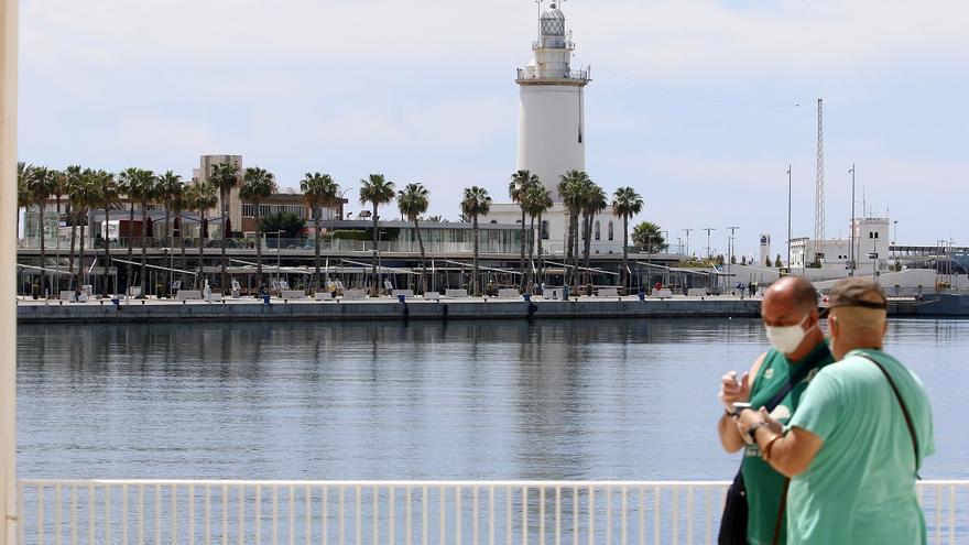 Málaga registrará este año el mayor crecimiento económico de Andalucía tras sufrir el desplome más severo en 2020