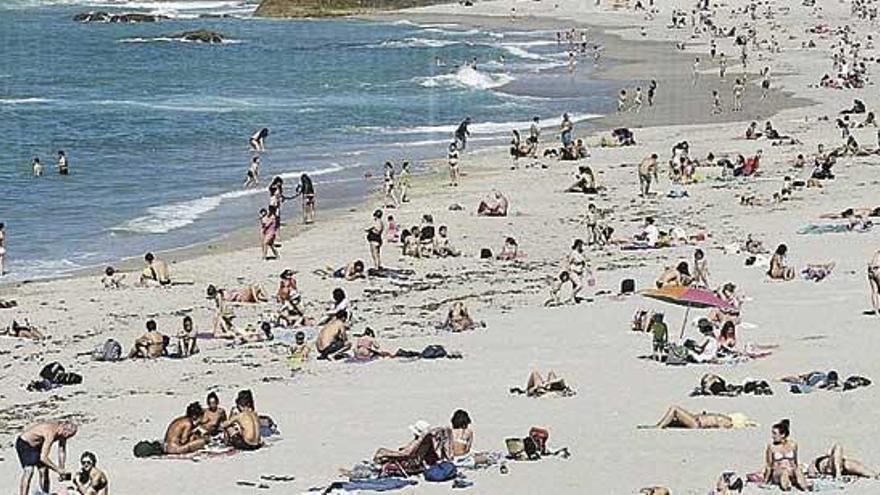 Las altas temperaturas hasta el jueves anticipan un verano caluroso