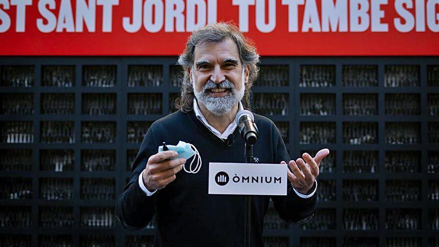 Cuixart presenta el primer recurs al TEDH contra la sentència del procés