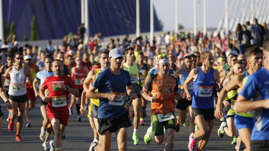 Récord de participación en el Medio Maratón València 2019