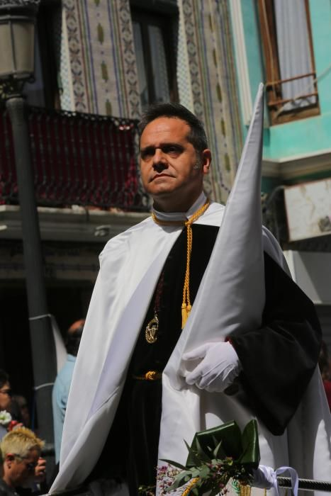 Desfile de Resurrección de la Semana Santa Marinera