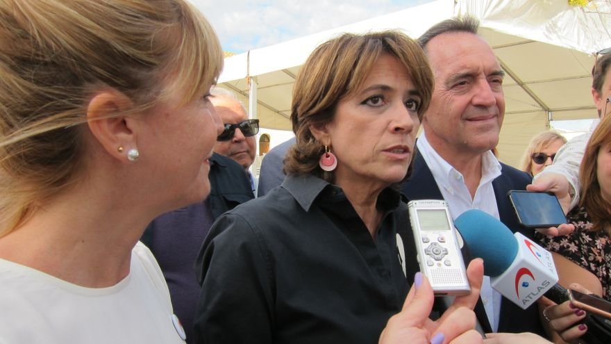 Dolores Delgado sitúa como número dos de Anticorrupción al fiscal de la 'Caja B'