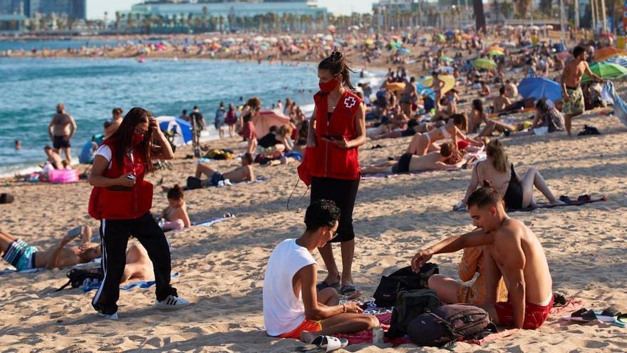 España encabeza la lista de países con más contagios por coronavirus en Europa