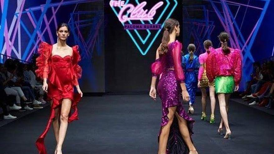 Paloma Suárez, diseñadora de celebridades, presenta sus creaciones en noviembre