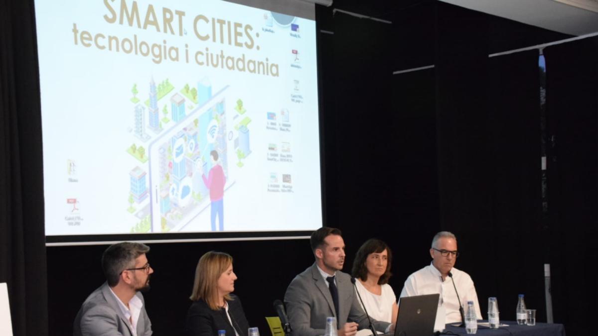 Presentación de los proyectos Smart Cities de l'Eliana.