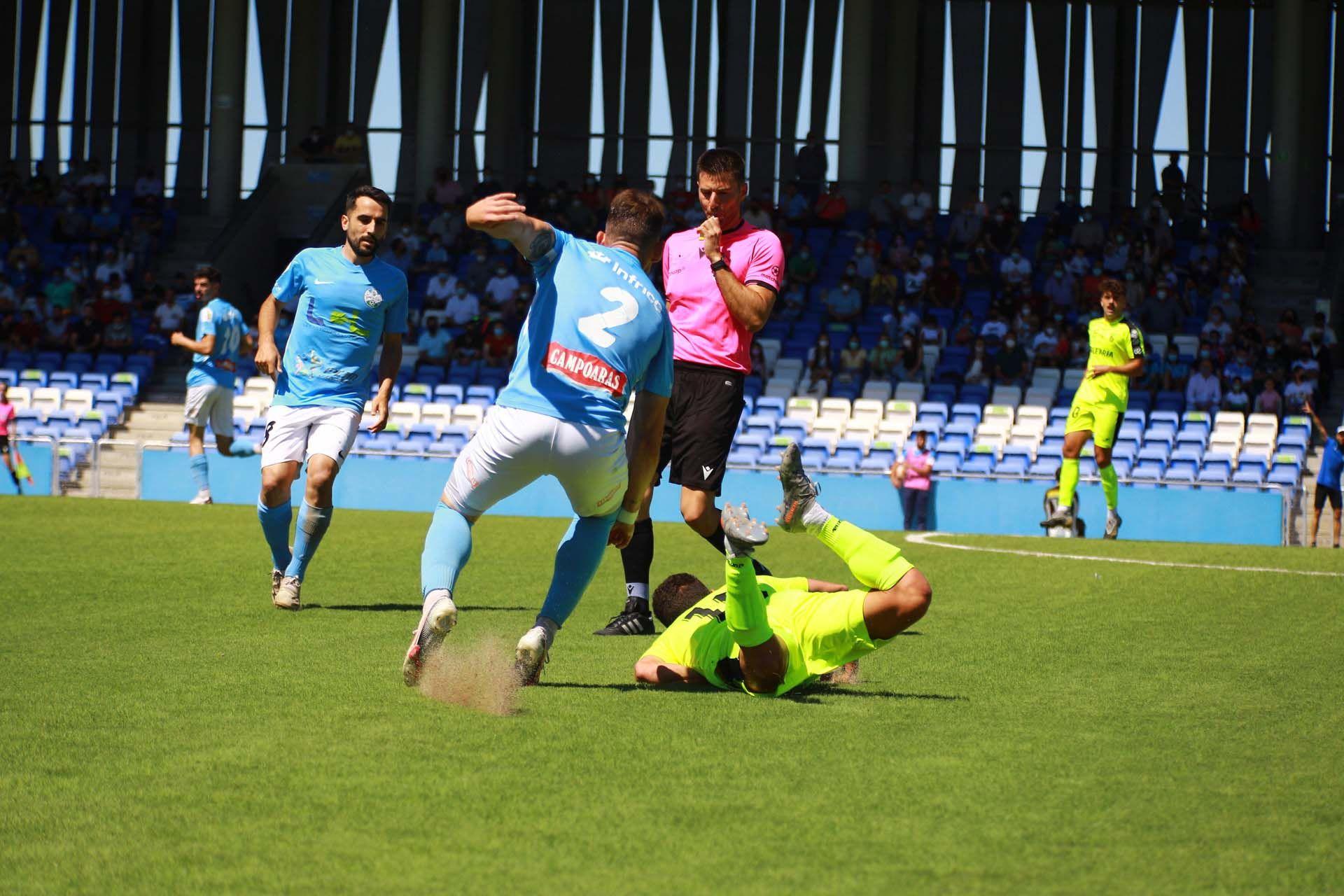 El Ciudad de Lucena roza el ascenso a la Segunda RFEF