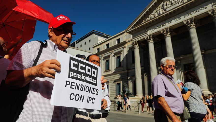 El Gobierno aprobará la reforma de las pensiones en su primer Consejo de Ministros tras las vacaciones