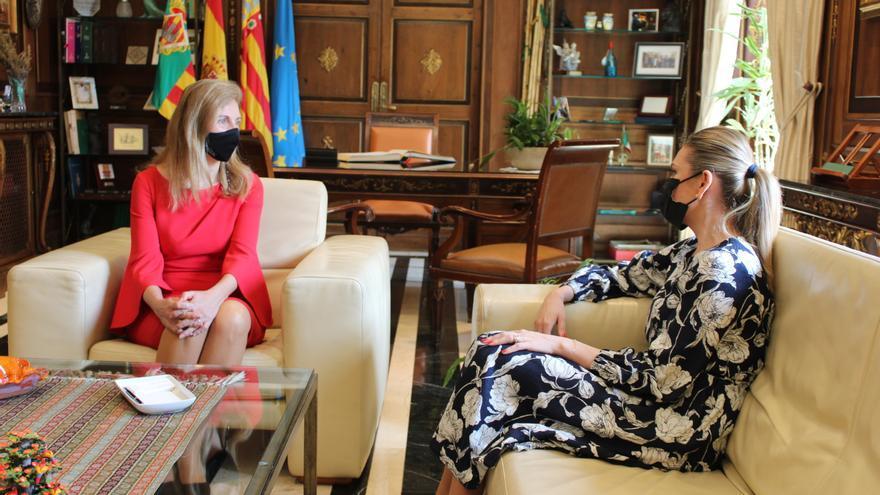 Castelló estrecha lazos con la República de Moldavia