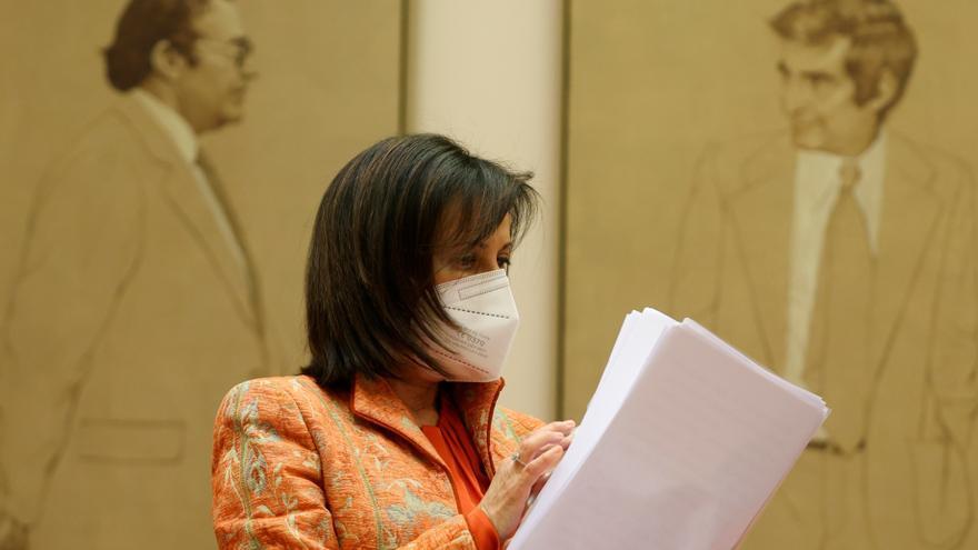 Margarita Robles será la segunda ministra en vacunarse