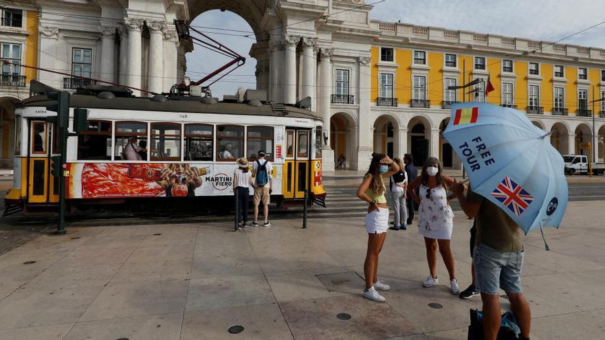 Portugal, nuevo máximo de contagios en cinco meses