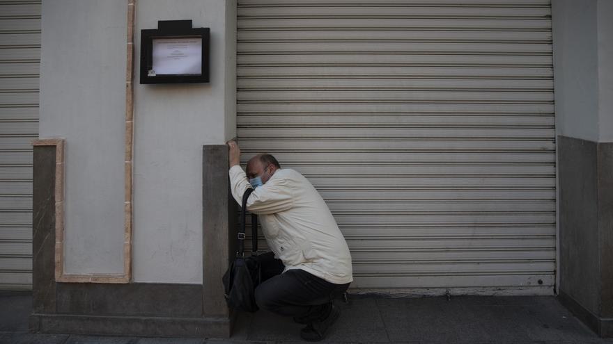 Las disoluciones de empresas crecen un 11,4% en Canarias