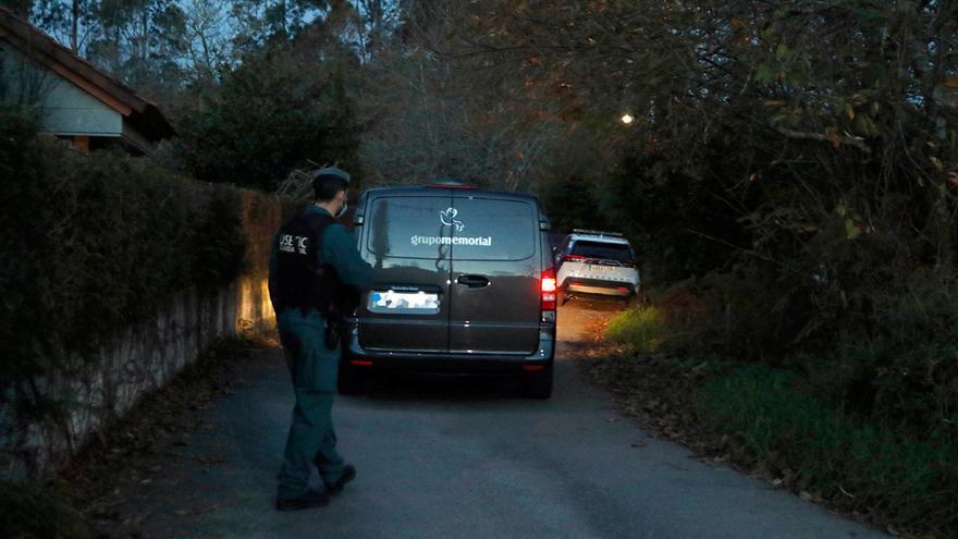 El taxista que llevaba al hijo menor de la pareja a casa cada día descubrió el crimen de Gondomar