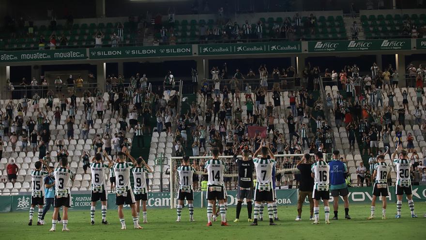 Córdoba CF: Resultados y clasificación en el grupo 4 de Segunda RFEF