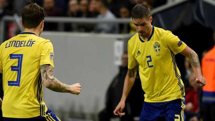 Análisis de Suecia: el rival de España en la Eurocopa, debilitado sin Ibrahimovic