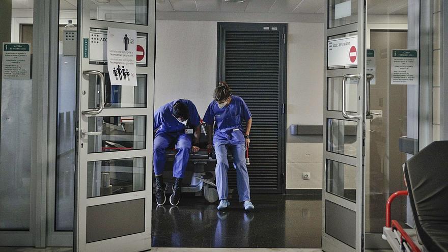 Enfermeras de Mallorca al rescate de Eivissa a 400 euros la jornada laboral