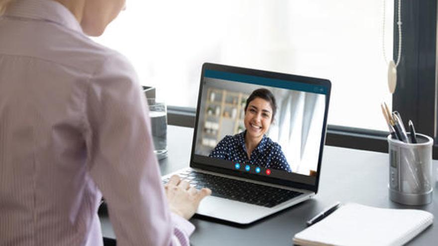 Consejos para afrontar una entrevista de trabajo on line