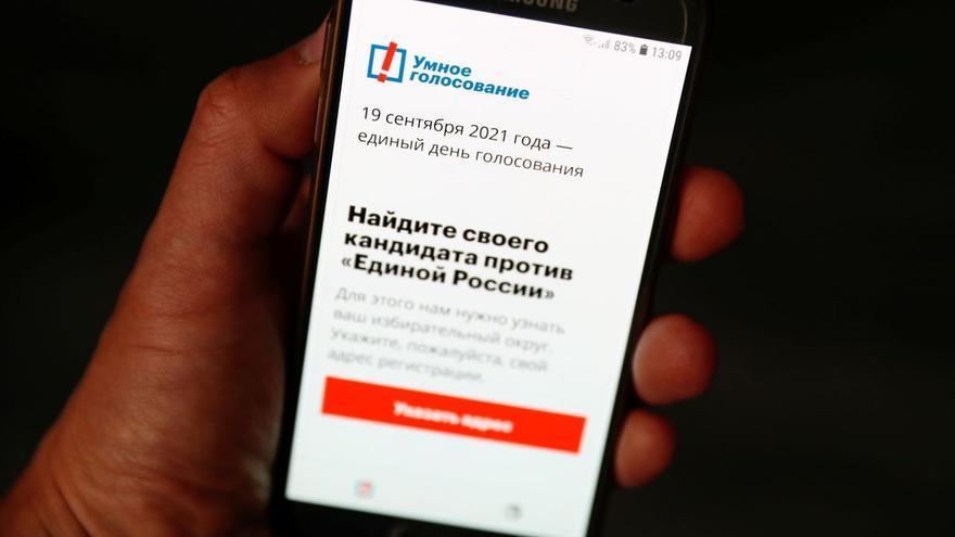 'Voto inteligente' para limitar el poder del Kremlin