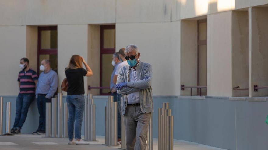 El primer caso de reinfección por covid en España se dio en Madrid