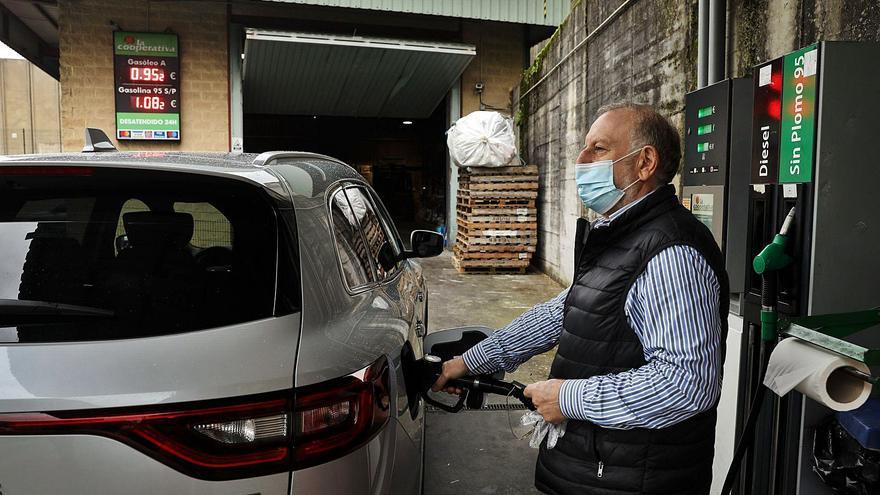 El carburante en Gijón, el más barato de Asturias tras semanas de continua bajada